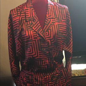 2 Pc Maxi Skirt Set